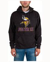 Junk Food Clothing Men's Minnesota Vikings Wing-T Formation Hoodie