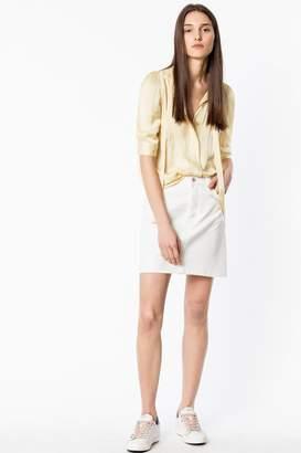 Zadig & Voltaire Juicy Skirt