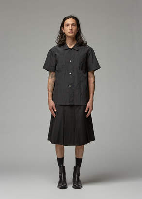 Totokaelo Archive Theo Textured Shirt