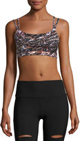Alo Yoga Work-It-Out Performance Sports Bra