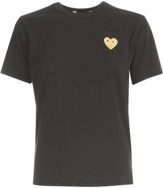 Comme des Garcons Play T-shirt Gold Heart
