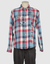 Desigual Long sleeve shirts - Item 38254247