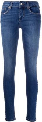 Liu Jo Star Stud Skinny Jeans