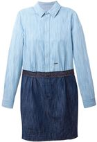 DSQUARED2 'Liza Office' denim dress - women - Cotton/Polyurethane - 44