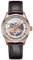 Hamilton Jazzmaster Viewmatic Skeleton Automatic Watch, 40mm
