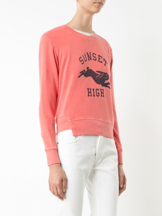 Mother Sunset High Sweatshirt