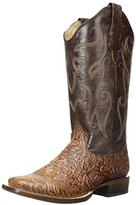 Roper Women's Saddle Riding Boot