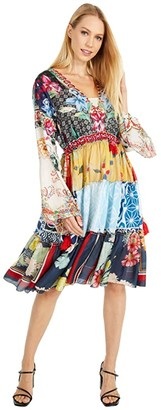 Johnny Was Dunas Dress Slip (Multi) Women's Clothing