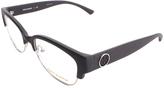 Tory Burch Black Browline Eyeglasses