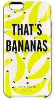 Kate Spade That's Bananas Iphone 6/6s Case, Cream/Multi