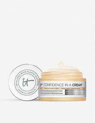 It Cosmetics Confidence in a Cream travel-sized moisturiser 15ml