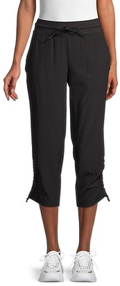 Andrew Marc Commuter Active Capri Pants