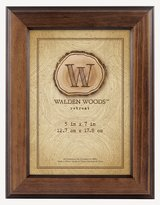MCS 45874 Walden Woods Essentials Frame for Holding Image, 5 by 7-Inch