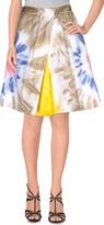 DSQUARED2 Knee length skirts - Item 35302032