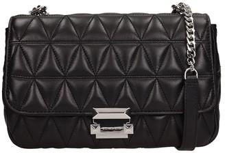 Michael Kors Sloan Quilted-leather Shoulder Bag
