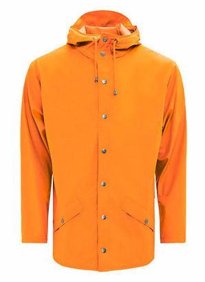 Rains Fire Orange Jacket - XS/S | orange - Orange/Orange
