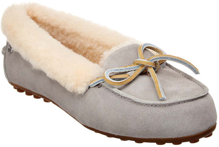 5867a118726 Women's Solana Suede Loafer Slipper