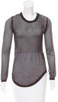 IRO Open-Knit Crew Neck Sweater w/ Tags