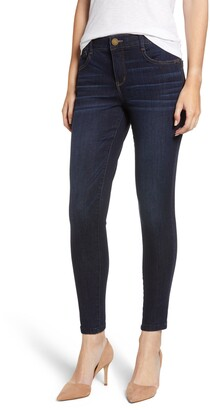 Wit & Wisdom Ab-Solution High Waist Modern Skinny Ankle Jeans