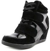 Wanted Mercer Women Open Toe Synthetic Platform Heel.