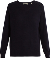 Vince Raglan-sleeved cashmere sweater