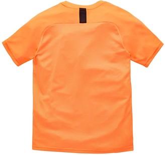 Nike Youth CR7 Short Sleeved Dry T-Shirt - Orange