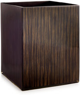 Hotel Collection Hotel Collection, Wood Veneer Wastebasket