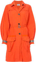 Kolor belted military coat