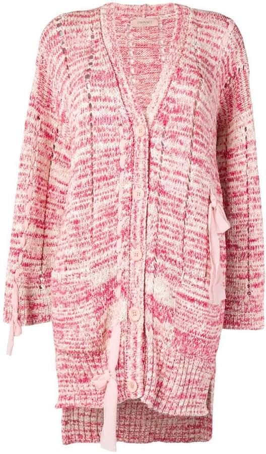 6de16ccf4156c5 Womens Pink Sweater Sets - ShopStyle