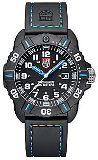 Luminox Men's Sea Coronado Rubber Strap Watch