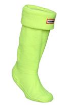 Hunter Neon Boots Sock