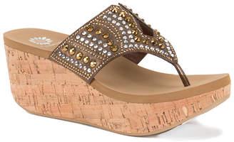 Yellow Box Shoes Women's Sandals Bronze - Bronze Francia Sandal - Women