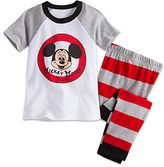 Disney Mickey Mouse Club Pajama Set for Boys