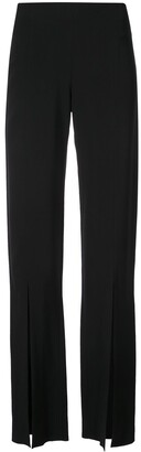 Jonathan Simkhai Signature Front Slit trousers