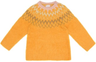 Morley Mink alpaca-blend sweater