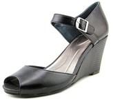 Style&Co. Style & Co Bessy Women Open Toe Synthetic Wedge Heel.