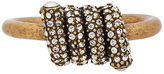 Marc Jacobs Pave Twisted Ring