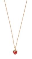 Marc Jacobs Strawberry Pendant Necklace
