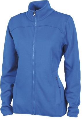 Charles River Apparel Women's Waypoint Birdseye Fleece Jacket
