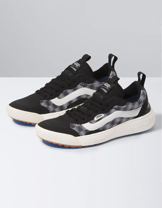Vans Blur Checker Ultrarange EXO Womens Shoes