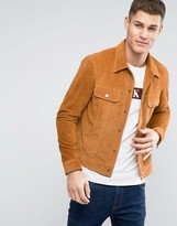 Lee Suede Jacket
