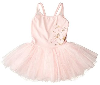 Bloch Camisole Tutu Leotard (Toddler/Little Kids/Big Kids) (Candy Pink) Girl's Jumpsuit & Rompers One Piece