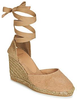 Castaner CARINA women's Sandals in Beige