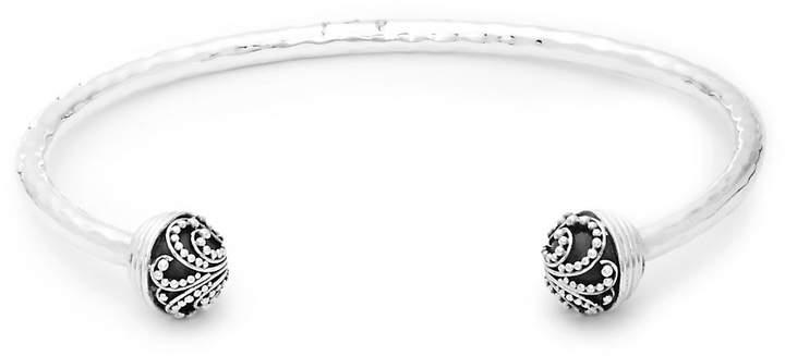 Lois Hill Women's Sterling Silver Cuff Bracelet