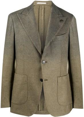 Gabriele Pasini Spray-Painted Tailored Blazer