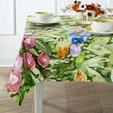 Crate & Barrel Bloom Tablecloth