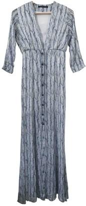 Theyskens' Theory Multicolour Silk Dress for Women
