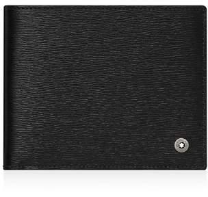 Montblanc 4810 Westside Leather Wallet 8cc