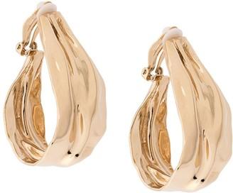 Annelise Michelson Draped Clip-On Earrings