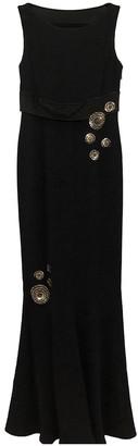 Rena Lange Black Silk Dress for Women